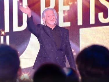 """Patrick Sébastien dans  """"Le Grand Bêtisier du 31"""" sur TF1."""