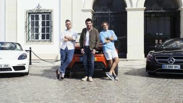 Top Gear France reviendra pour une saison 4 sur RMC Découverte.