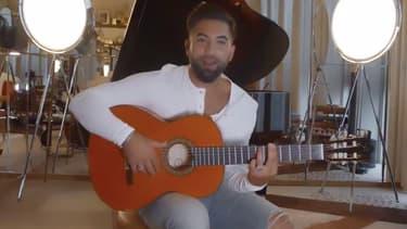 Kendji Girac chante Habibi