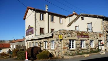 L'hôtel-restaurant le Foirail, situé dans la Haute Loire