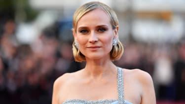 Diane Kruger à Cannes en mai 2018