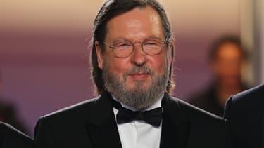 Le réalisateur Lars Von Trier à Cannes 2018