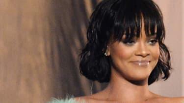 Rihanna en mai 2016
