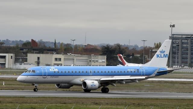 Air France et KLM ont fusionné en 2004.