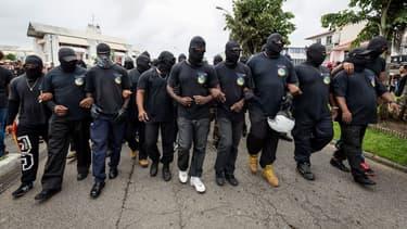 Le collectif de Guyanais demande 2,5 milliards d'euros
