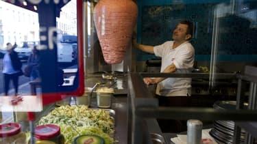 A Berlin, capitale du kebab