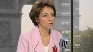 Marisol Touraine était l'invitée de BFMTV-RMC, mardi 4 juin.
