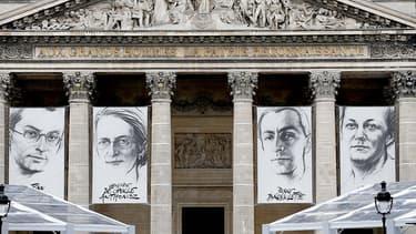 Geneviève de Gaulle-Anthonioz, Germaine Tillion, Jean Zay et Pierre Brosollette entrent au Panthéon ce 27 mai.