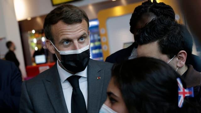 Emmanuel Macron à Nevers ce vendredi