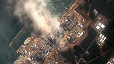 La centrale nucléaire de Fukushima au Japon