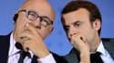 """Michel Sapin ne veut pas """"mettre en cause ceux qu'on appelle les lanceurs d'alerte""""."""