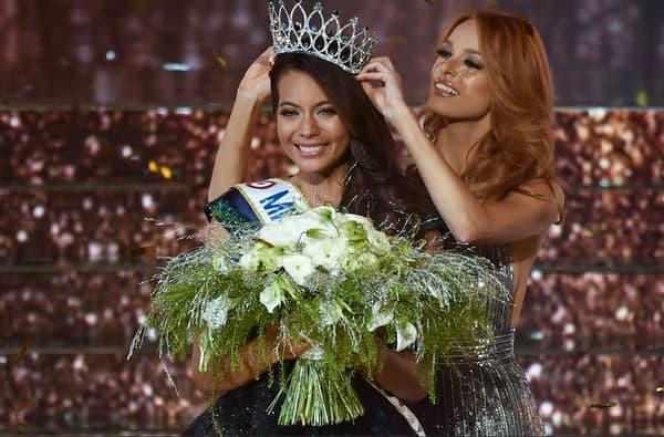 Miss Tahiti couronnée Miss France 2019