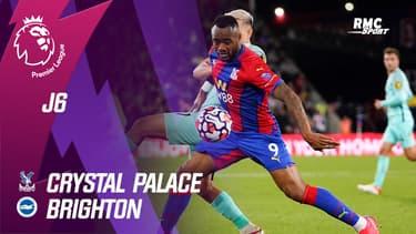 Résumé : Crystal Palace 1-1 Brighton - Premier League (J6)