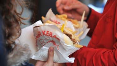 Kebab (Photo d'illustration)