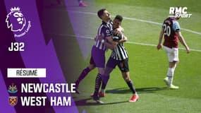 Résumé : Newcastle 3-2 West Ham – Premier League (J32)