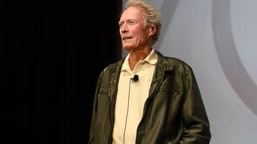Clint Eastwood à Cannes en mai 2017
