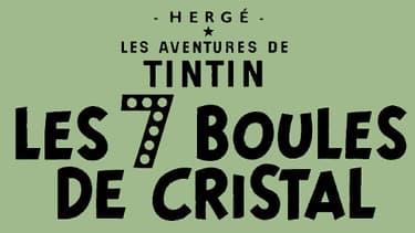 """Une première version quasiment inédite de l'album """"Les Sept Boules de cristal"""" paraît mercredi"""
