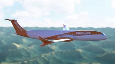Selon EasyJet, son avion 100% électrique, développé avec le constructeur américain Wright Electric pourrait voler d'ici 10 ans.