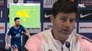 PSG : Pochettino se défend d'utiliser Messi à un poste contre-nature