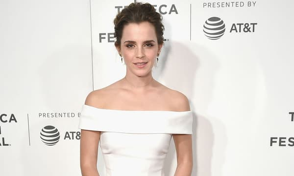"Emma Watson à la première de ""The Circle"" à New York en 2016"