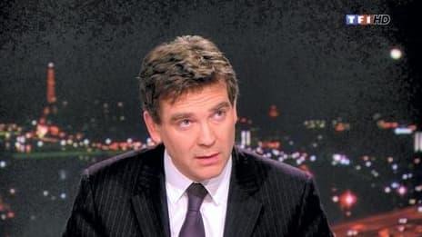 """L'élu avait traité TF1 de """"chaîne délinquante"""""""