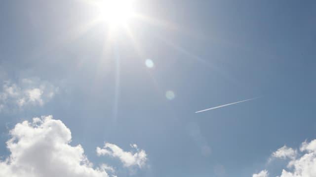 Image d'illustration - Du soleil et des nuages