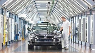 Volkswagen est en compétition avec Toyota et General Motors pour le titre de premier constructeur automobile dans le monde.