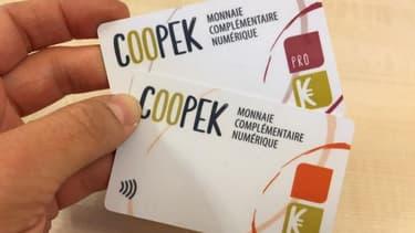 La monnaie coopek va couvrir les différentes régions de France au moyen de partenariats avec des enseignes nationales comme Biocoop.