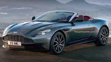D'ici quelques mois, Aston devrait révéler la DB11 Volante. En attendant, voici à quoi elle pourrait bien ressembler...