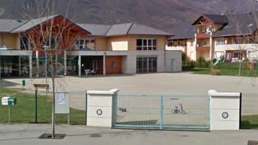 L'école des villages de Planaise et La Chavanne, où enseignait l'homme soupçonné d'abus.