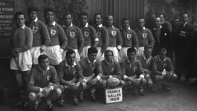Equipe de France 1959
