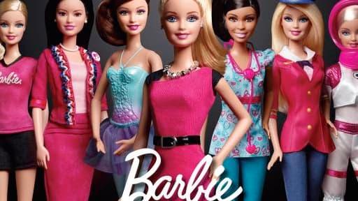 Barbie avait déjà été astronaute, présidente des Etats-Unis...