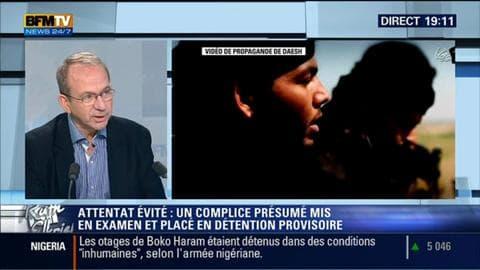 Philippe Migaux face à Ruth Elkrief