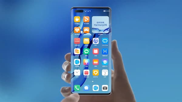 Huawei's HarmonyOS operating system