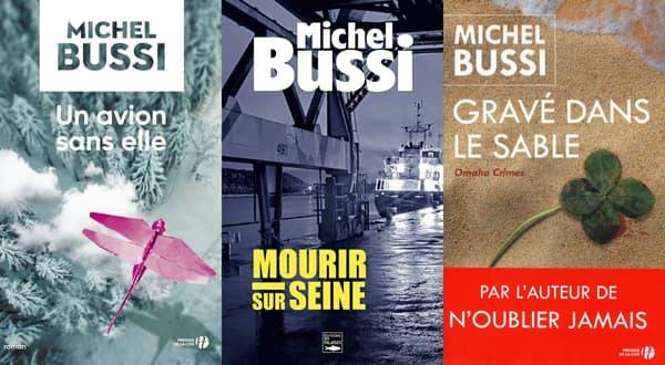 Des romans de Michel Bussi