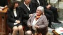 Jacqueline Gourault à l'Assemblée nationale le 26 septembre 2017.