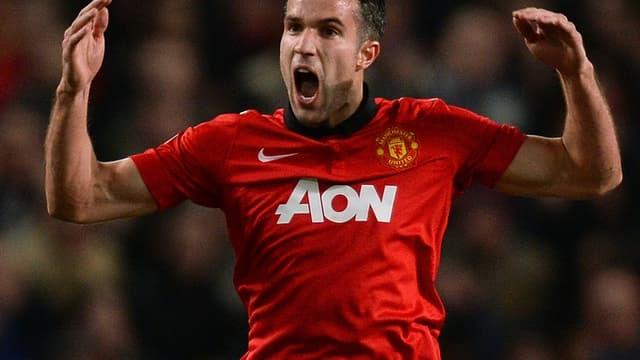 Robin van Persie (Man Utd)