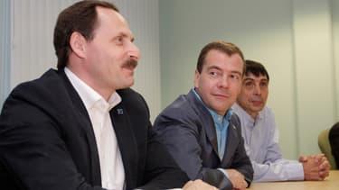 En 2010, les dirigeants de Yandex étaient reçu par Dmitri Medvedev, alors président, pour les féliciter d'avoir créé un concurrent de Google.