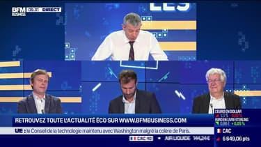 Les Experts: La flambée des prix de l'électricité devient un sujet majeur en Europe - 24/09