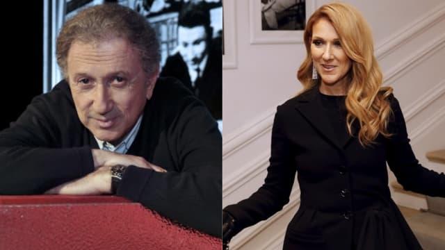 Michel Drucker, Céline Dion