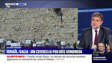 Israël/Gaza: Un cessez-le-feu dès vendredi 21 mai - 20/05