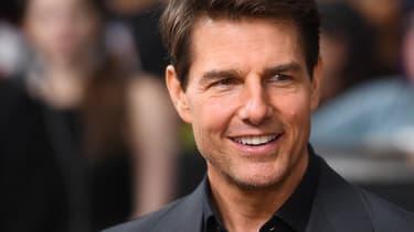L'acteur Tom Cruise, en juin 2017, à New York