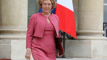 """Muriel Pénicaud a promis que l'effet de la baisse du chômage serait """"durable""""."""
