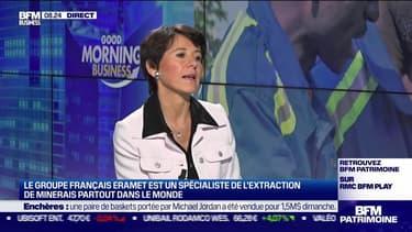 Christel Bories (Eramet): Eramet poursuit sa stratégie de recentrage sur ses activités minières - 25/10