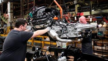 Les entreprises américaines songent de plus en plus à réinstaller leurs usines sur le sol américain