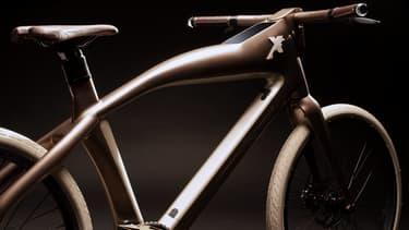 Reyvolt a créé un vélo électrique simple, efficace et beau. Le X One reconnait son propriétaire et s'adapte à sa personnalité
