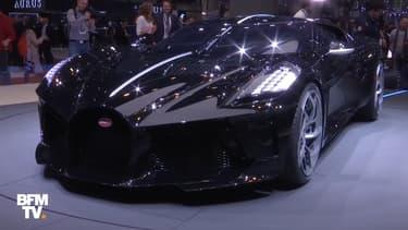Voici la voiture neuve la plus chère au monde