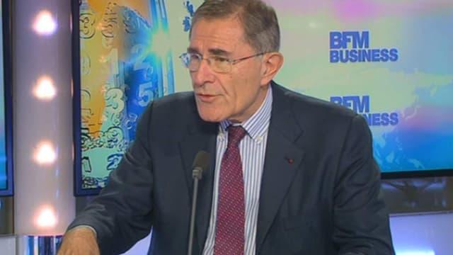 Gérard Mestrallet était l'invité de BFM Business, ce mercredi  22 octobre.