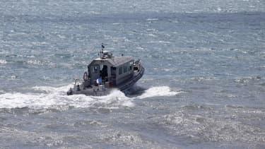 Un bateau de la gendarmerie maritime. Image d'illustration.