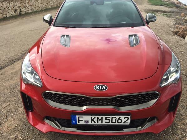 """Kia aspire désormais à vendre """"de l'émotion et du plaisir de conduite"""""""